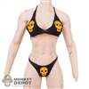 Suit: TBLeague Skull Bikini