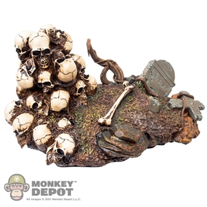 Display: TBLeague Skull Base