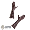 Hands: TBLeague Female Molded Gloves Opened