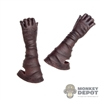 Hands: TBLeague Female Molded Gloves Bent