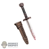 Knife: TBLeague Blood Splattered Dagger