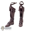 Boots: TBLeague Red Sonja Molded Boots