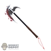 "Ax: TBLeague 7.75"" Bloody Ax"