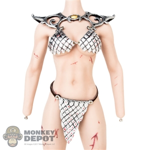 Figure: TBLeague Red Sonja Bloody Seamless Body w/Outfit