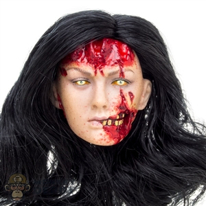 Head: TBLeague Bloody Zombie Slave Girl