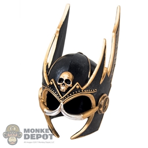 Helmet: TBLeague Lady Death Helmet