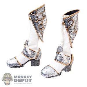 Boots: TBLeague Silver Huntress Boots