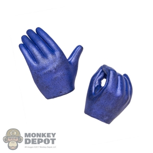 Hands: TBLeague Female Molded Purple Holding Grip