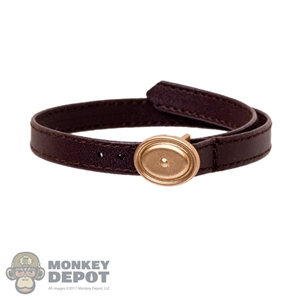 Belt: TBLeague Female Brown Belt