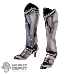 Shoes: TBLeague Female Shoes w/Leg Armor