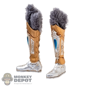 Boots: TBLeague Female Boots w/Leg Armor & Cloth Sleeves