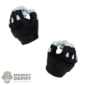 Hands: TBLeague Male Fingerless Molded Holding Grip Hands