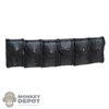 Pouch: TBLeague Black Cartridge Belt