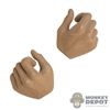 Hands: TBLeague Mens Weapon Grip Hands