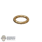 Tool: TBLeague Female Single Gold Bracelet Ring (Small)