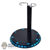 Stand: TBLeague Black & Blue Round Figure Stand
