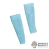Wraps: TBLeague Light Blue Female Arm Sleeves