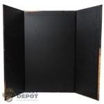 Backdrop: TBLeague Black Matte Finish Display