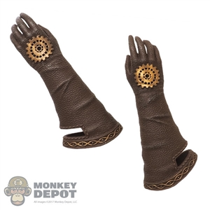 Hands: TBLeague Female Molded Gloved Relaxed Hands