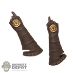 Hands: TBLeague Female Molded Gloved Weapon Grip