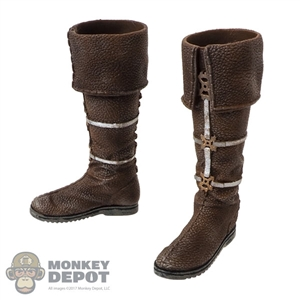 Boots TBLeague Female Molded Vintage Boots