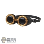 Glasses: TBLeague Female Steampunk Molded Goggles