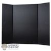 Backdrop: TBLeague Smaller Black Matte Finish Display (READ NOTES)