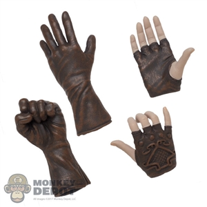 Hands: TBLeague Female Molded Hand Set