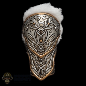 Armor: TBLeague Female Shoulder Guard w/Fur
