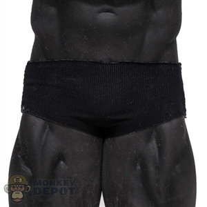 Shorts: TBLeague Male Black Underwear