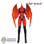 Wings: TBLeague 1/12th Folded Vampire Wings