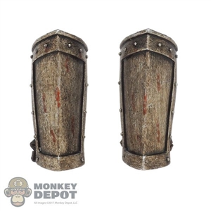 Armor: TBLeague Female Forearm Guards