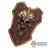 Shield: TBLeague Bloody Skull Shield