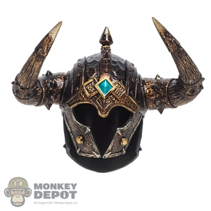 Helmet: TBLeague Female Horned Helmet w/Spikes