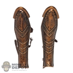Armor: TBLeague Female Bronze Tone Leg Guards