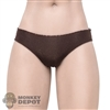 Bottoms: TBLeague Brown Underwear