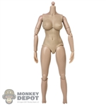 Figure: Play Toy Base Nude w/Hands & Wrist Pegs