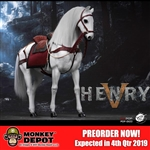 POP Toys King Henry V of England War Horse (POP-EX022H)