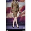 Uniform Set: POP Toys WWII US Army Female Agent Uniform (POP-X31)
