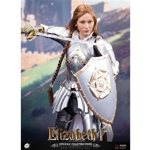 POP Toys Queen Elizabeth Deluxe Version (POP-EX027B)