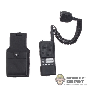 Radio: POP Toys Walkie Talkie w/Pouch