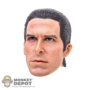 Head: POP Toys Christian Bale