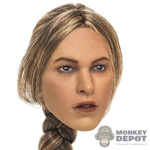 Head: POP Toys Joan (Braided Ponytail)