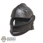 Helmet: POP Toys Female Metal Medieval Helmet