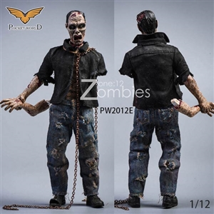 Pocket World 1/12th Zombie Version E (PW-2012E)