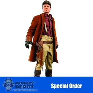 Boxed Figure: Quantum Mechanix Firefly Malcolm Reynolds (MDSO)