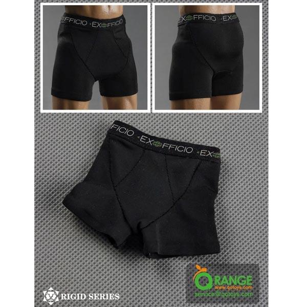 Monkey Depot - Uniform Set: QO Toys Black Tactical Duty