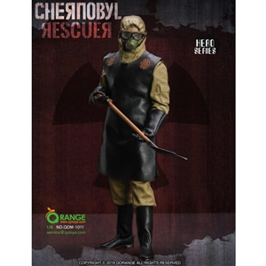 Uniform Set: QO Toys The Chernobyl Rescuer (QOM-1011)