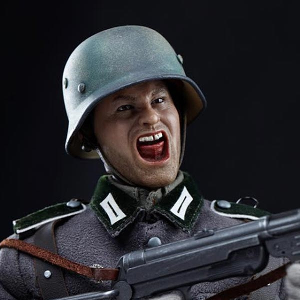 Monkey Depot - Boxed Figure: Royal Best German 9th Army