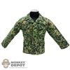 Smock: Royal Best German WWII Oakleaf Spring Blurred Edge